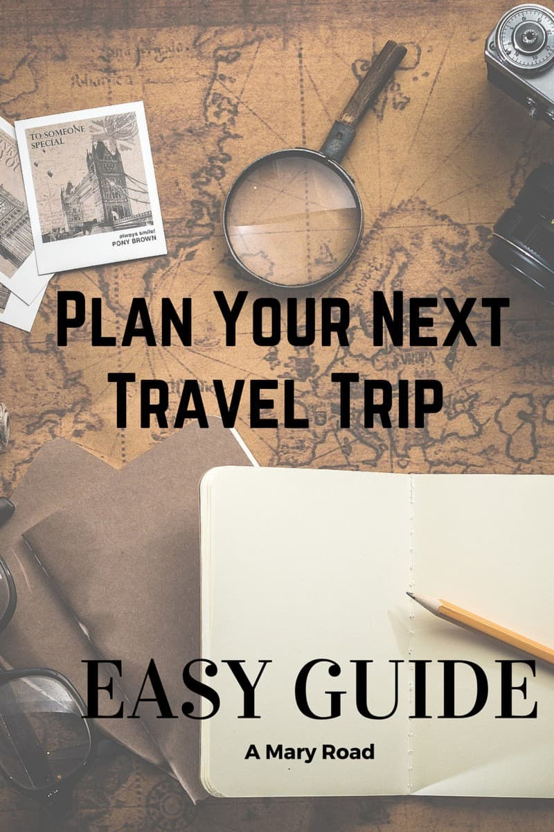 plan your next trip in the easiest but complete guide! From how to book the cheapest flight, how to get the best hotel, important things to do before your departure and more!