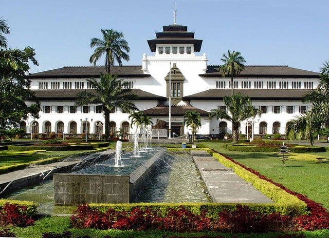 Five Architectural Jewels Of Bandung Indonesia A Mary Road