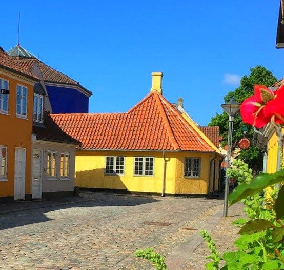 Hans Christian Andersen House 2
