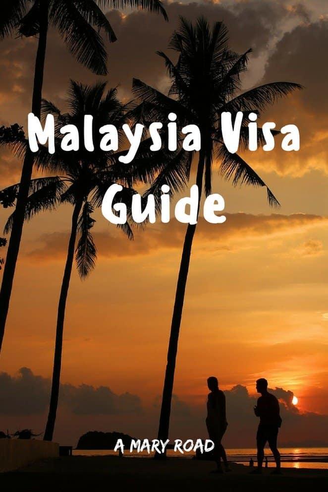 MALAYSIA visa, malaysia visa guide, how to get a malaysia visa, hwat is entri visa, evisa malaysia