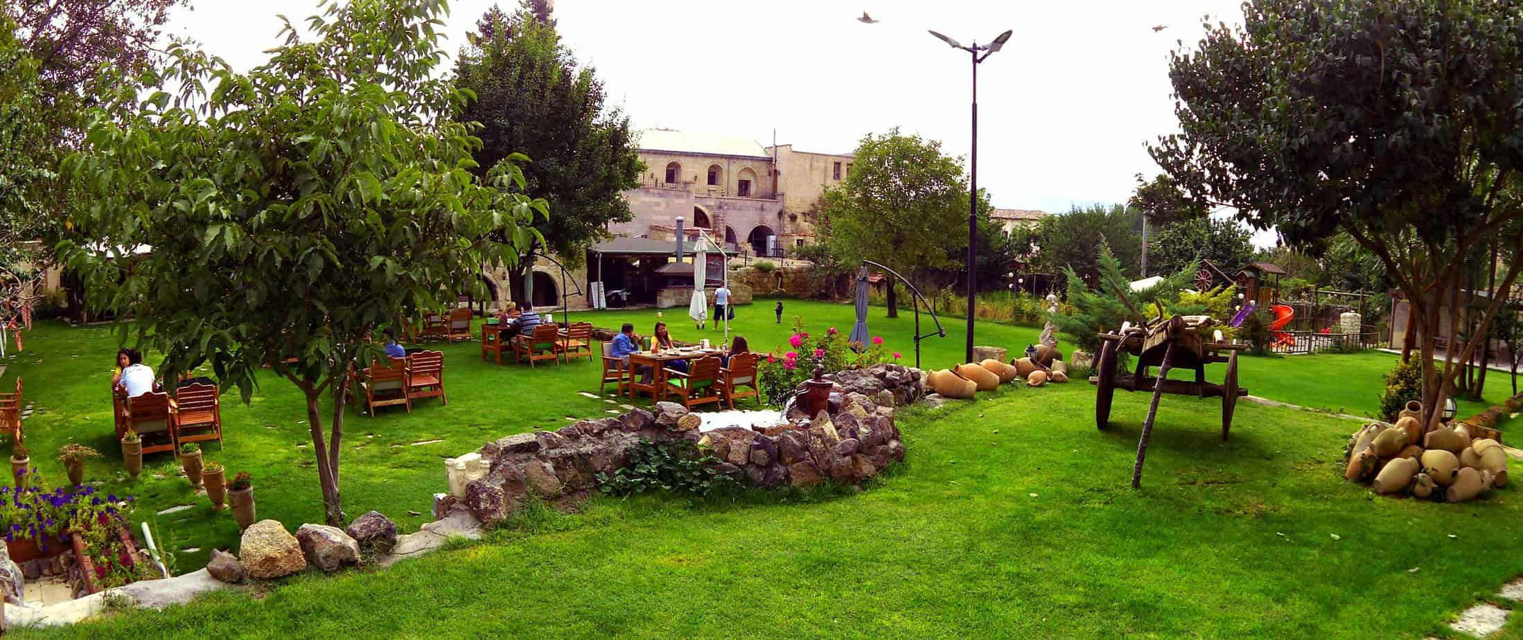 Recommended Mid-Range Family Hotel- Melis Cave Hotel