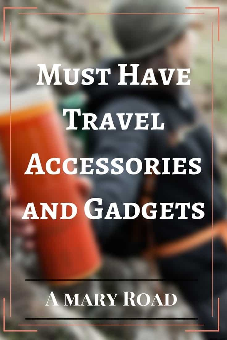travel accessories and gadgets