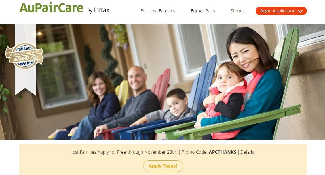 Top Au Pair Websites