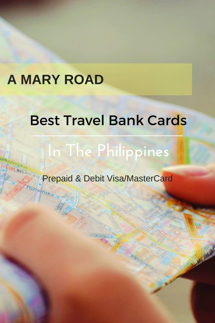 Best Travel Bank Cards In The Philippines, bank cards for traveling in the Philippines, applying for visa card in the Philippines #travelcardsinthephilippines