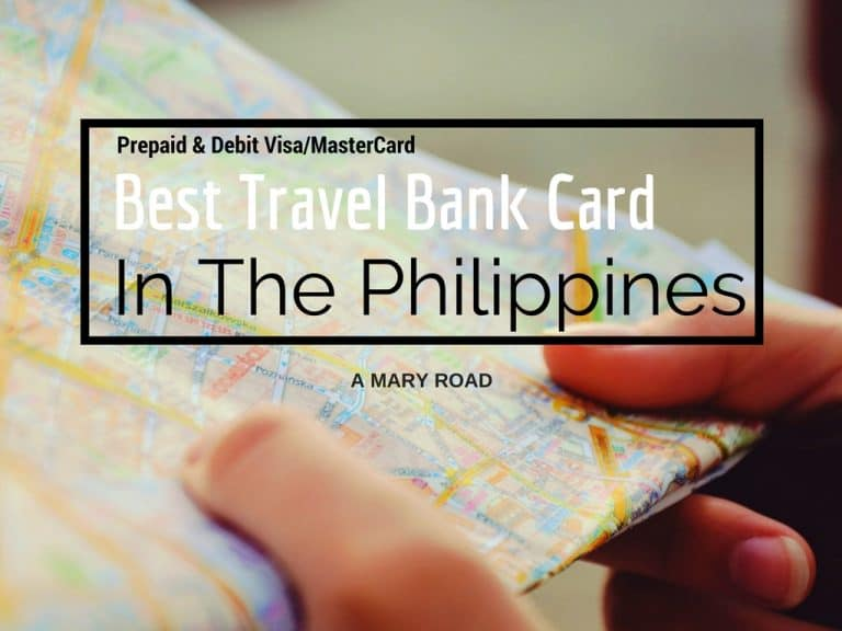 Best Travel Bank Cards In The Philippines