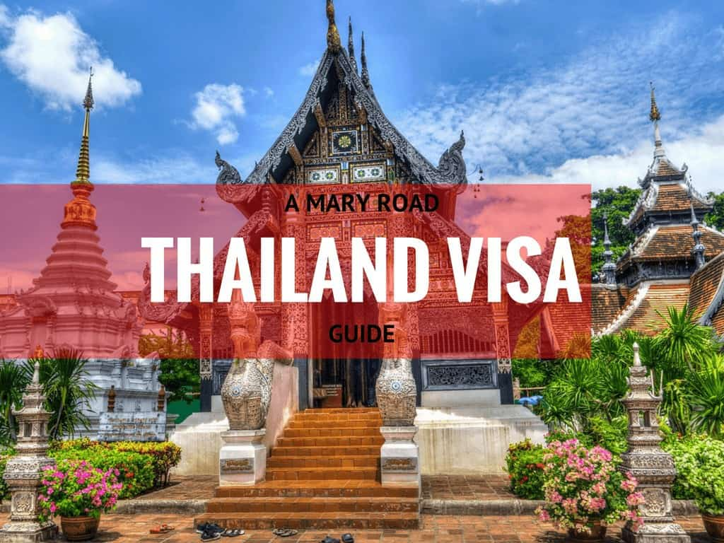 Thailand Visa Guide