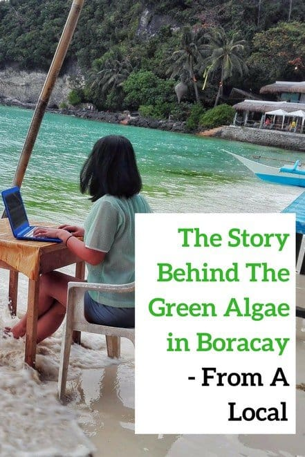 The Story Behind The Green Algae in Boracay - From A Local (4)