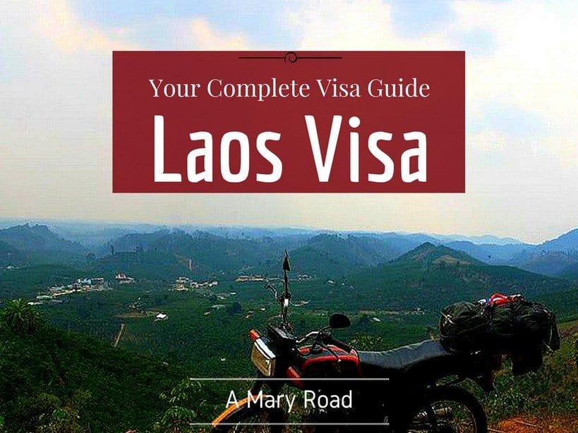 Laos Visa Guide (1)