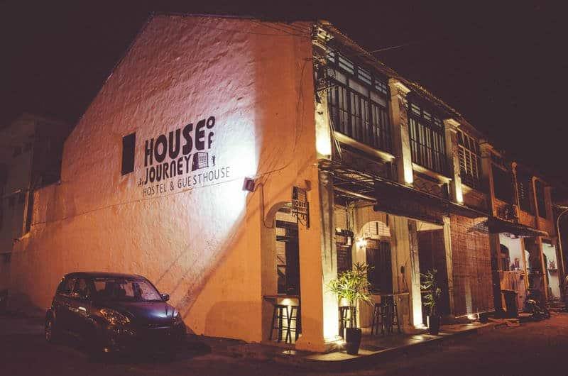BEST HOSTELS IN MALAYSIA