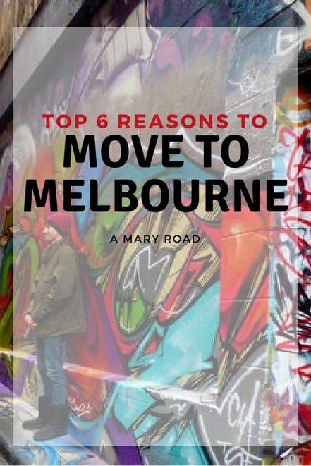Thinking to move to Melbourne but still unsure? Here are the top six awesome reasons why you should do the move right now and what are the things to love about Melbourne!