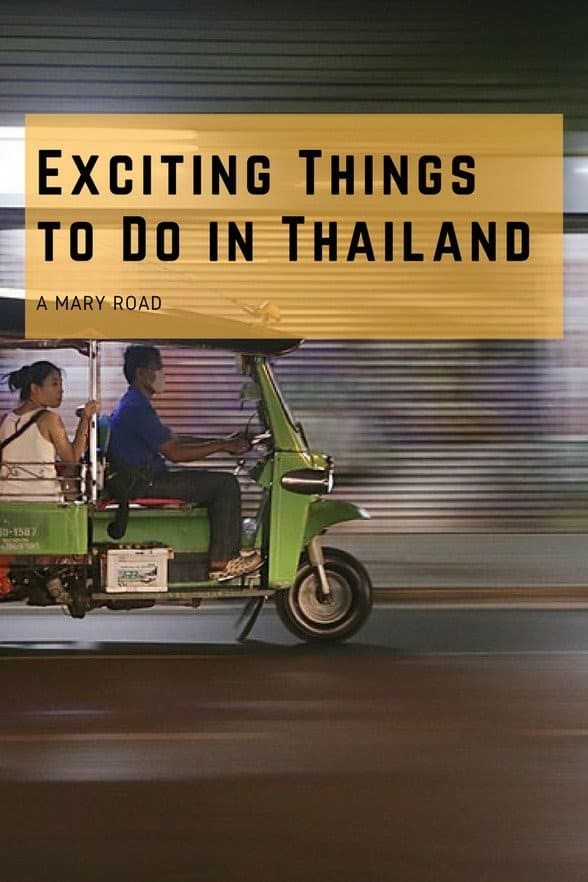 Heading to Thailand soon? Here are the exciting things to do in Thailand during your visit, plus a guide to Thailand visa as well!