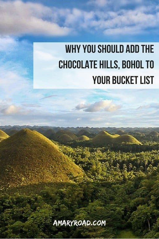 Why You Should Add the Chocolate Hills, Bohol to Your Bucket List