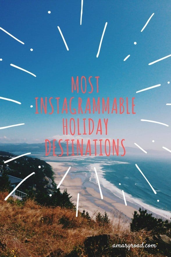 Here are the most #Instagrammable #holidaydestinations. Sort out your summer for the #topholidaydestinations based on #Instagram. From #destinations in #Asia, #Europe, and #Africa. If you are looking for #cheapholidaydestinations or a luxurious one, here is the list for you!