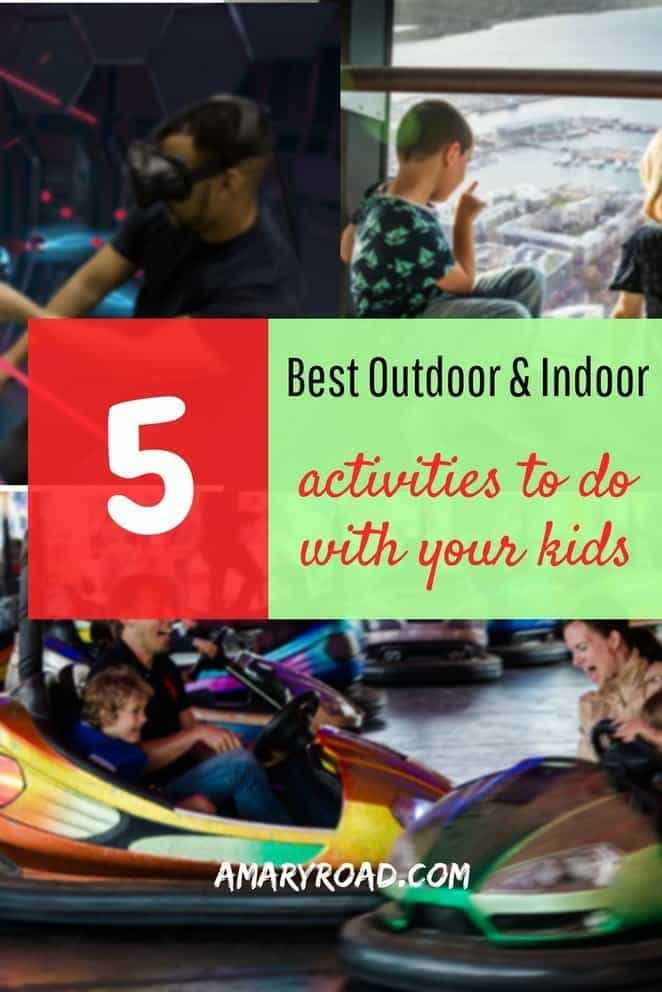 Here are the 5 best must do outdoor and indoor family activities in Auckland, New Zealand. Zipline, amusement park, and so much more for the kids! #familyactivitiesinauckland #kidsactivityinauckland #outdooractivitiesinauckland #indooractivitiesinauckland