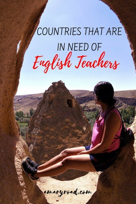 How to teach english and travel, here are the countries in high demand of english teachers, teach english online, teaching english, abroad without a degree. #countriesinhighdemandofenglishteachers