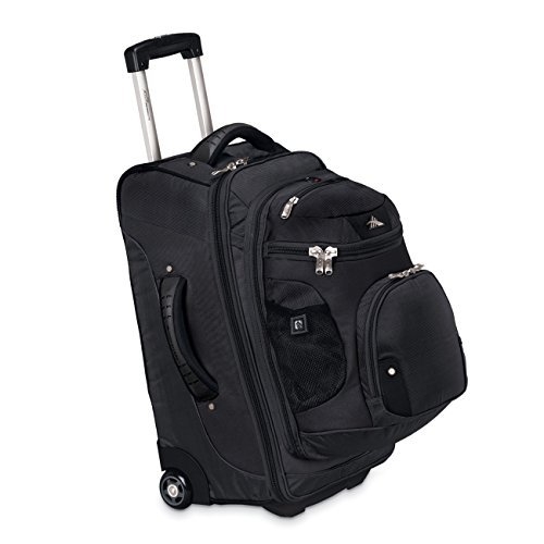 fd9f40c10d76 2019  TOP 5 Best Wheeled Backpack  Rucksack with Wheels for Travelling