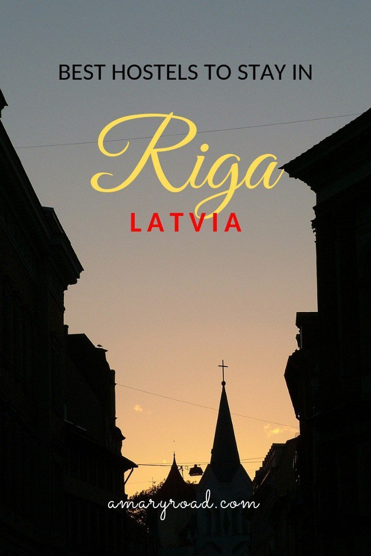Are you heading to Riga soon but still don't know where to stay? Check out these best hostels in Riga, Latvia. Here are the best party hostels in Riga, cheap hostels in Riga, and the most reviewed hostels. #besthostelsinriga #partyhostelsinriga #cheaphostelsinriga