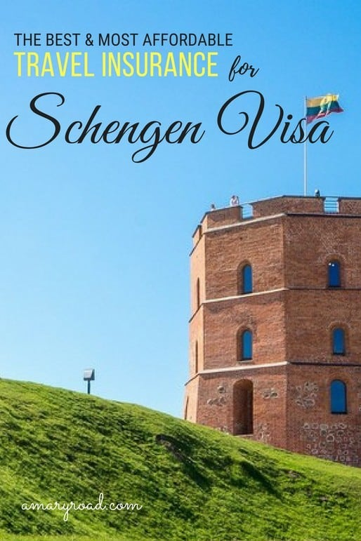 Undecided which travel insurance for your Schengen visa is the best? I compared the top 3 in the market! Check out the best Schengen visa travel insurance; its costs, coverage, refund, customer feedback, ease of claim, and more! You can find an affordable one or the best fit for your needs! #schengenvisatravelinsurance #travelinsuranceforschengenvisa