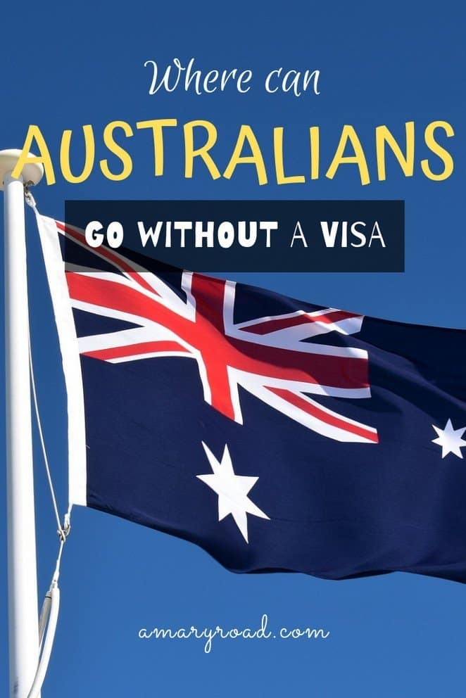 Are you an Australian citizen who loves to travel? If yes, you should check out this Australian passport visa free countries list. It's complete from visa free, visa on arrival, evisa, and travel tips! #visafreecountries #autralianpassport