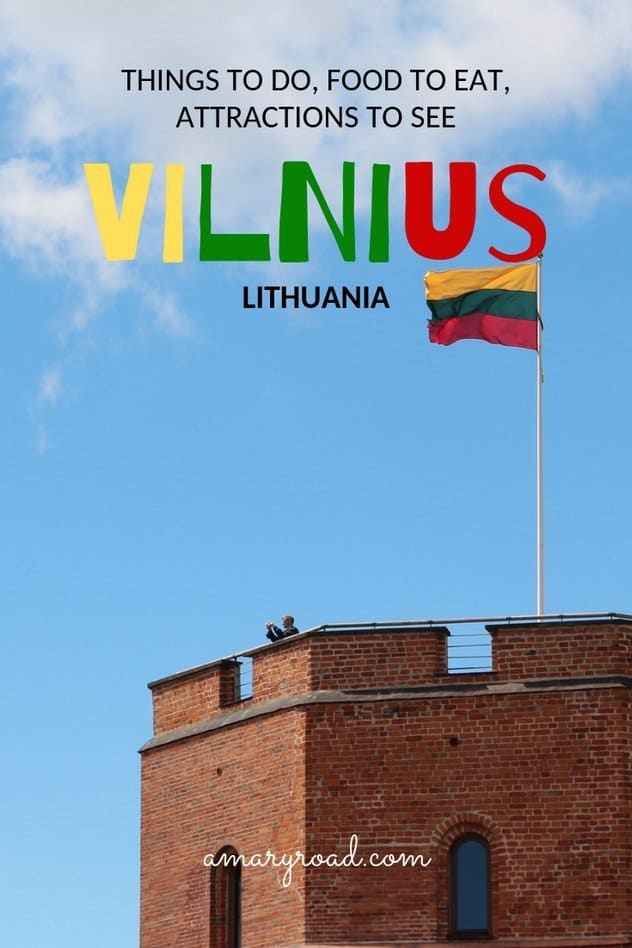 Check out this what to do in Vilnius, Lithuania article to help you guide in things that you must not miss during your vist. It also has the food to try, restaurants to check out, and the nightlife in Vilnius plus important things to know before you go. #whattodoinvilnius #lithuania #vilnius