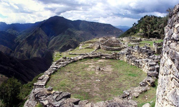 Stunning ancient cities in the world that you must - Kuelap