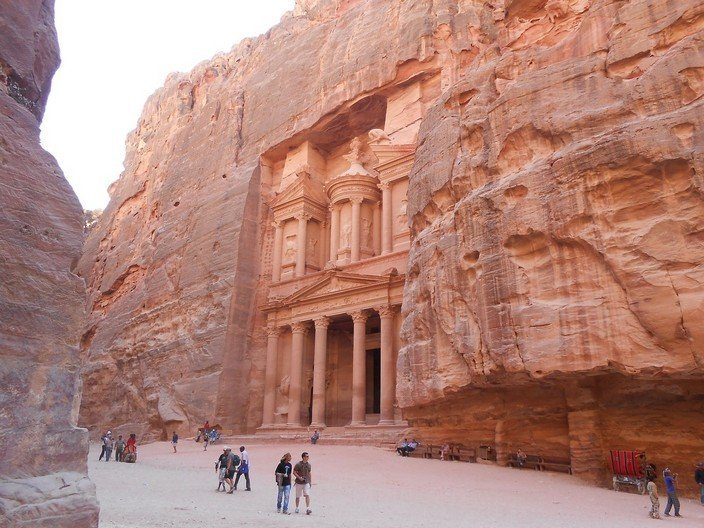Stunning ancient cities in the world that you must - Petra