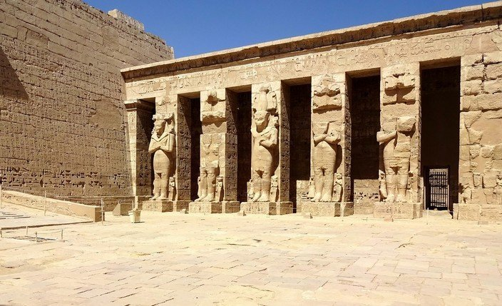 Stunning ancient cities in the world that you must - Thebes