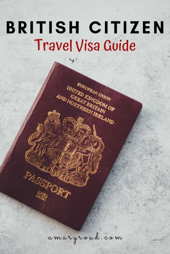 Here is a list of British passport visa free countries plus visa requirements for UK citizens and visa on arrival or evisa - a complete visa guide