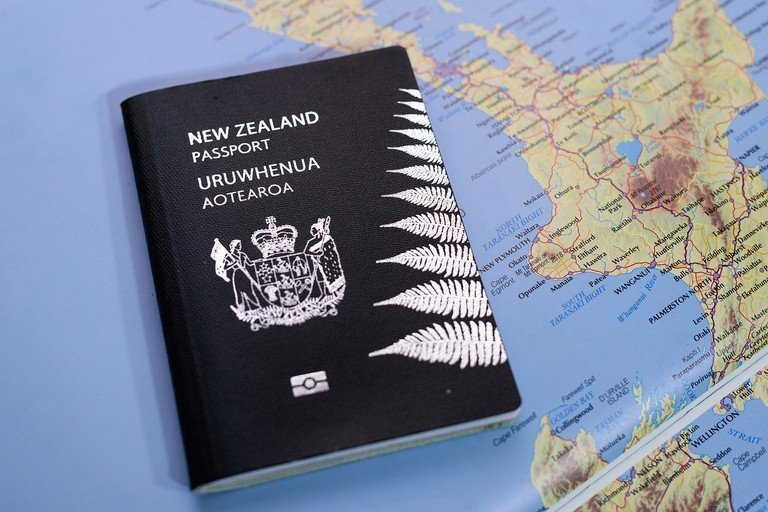 Updated 2020 New Zealand Passport Visa Free Countries Visa On Arrival Evisa