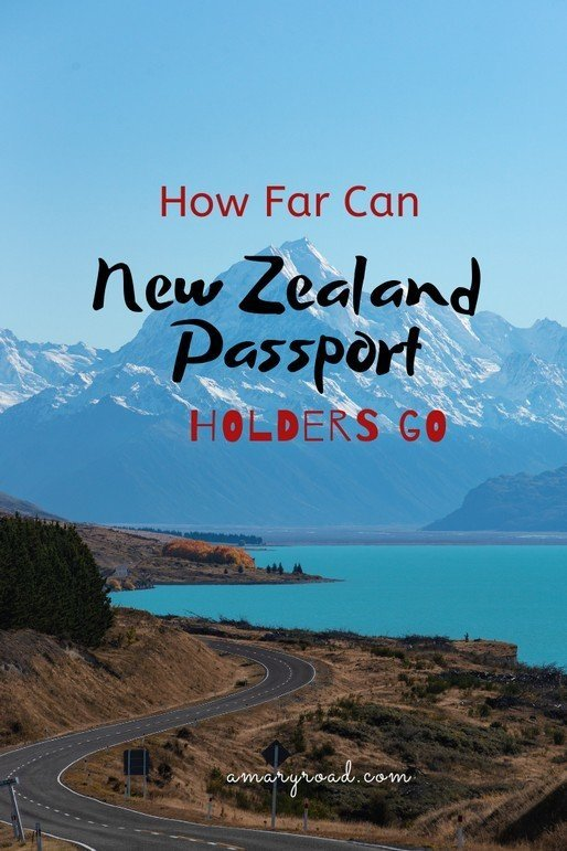 Check this New Zealand passport visa free countries list. From visa-free, visa on arrival, evisa, and even countries that require visa before you go.