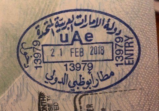 NEW ZEALAND PASSPORT VISA FREE COUNTRIES - UAE