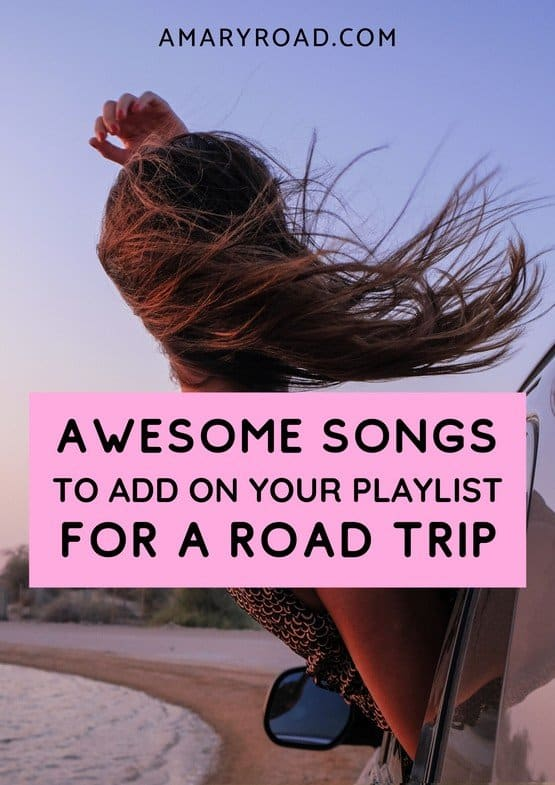 Looking for new travel-inspiring song to listen to? Check out this compilation from other travellers! Take a peek on this list of best songs for travelling. #travelplaylist #travelideas #traveldestinations #traveltips #travelideas #travelguide #amazingdestinations via @amaryroad