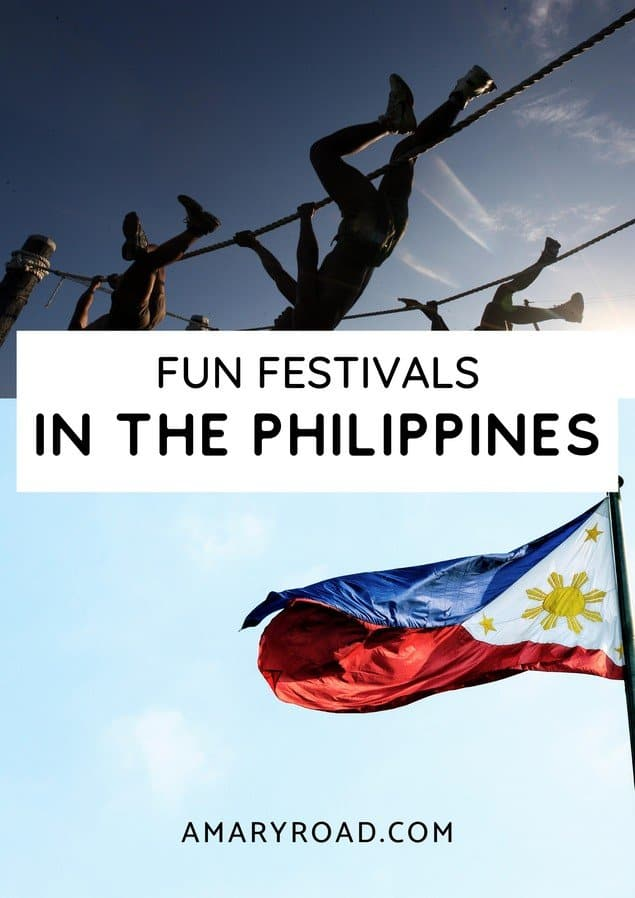 Looking for the best festivals in the Philippines? Here are the best ones that you should not miss! Arranged in order by month!#festivalsinthephilippines #philippinesfestivals #amazingdestinations #travelguide via @amaryroad