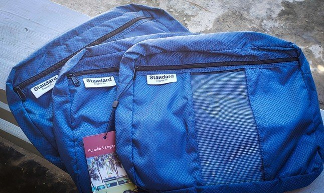 DIGITAL NOMAD BACKPACK SERIES: Standard Luggage, A Review For Carry-On Backpack, Laptop/Daily Backpack, Day Pack, And Packing Cubes 7
