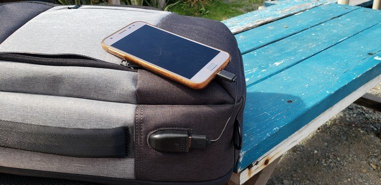 DIGITAL NOMAD BACKPACK SERIES: Standard Luggage, A Review For Carry-On Backpack, Laptop/Daily Backpack, Day Pack, And Packing Cubes 3
