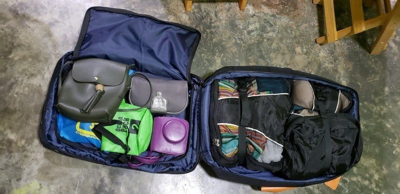 DIGITAL NOMAD BACKPACK SERIES: Standard Luggage, A Review For Carry-On Backpack, Laptop/Daily Backpack, Day Pack, And Packing Cubes 11