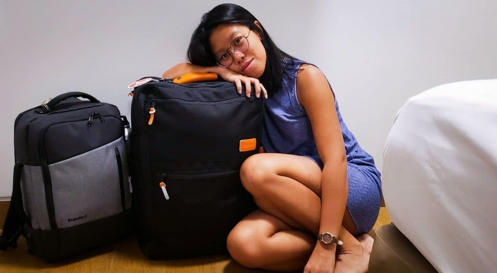 TRAVELLING WITH STANDARD LUGGAGE'S TRAVEL GEARS - A Review
