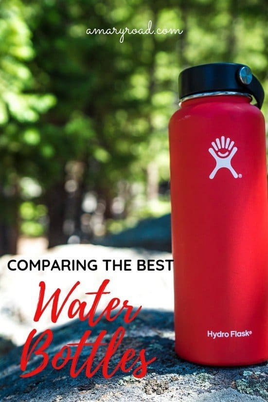 Are you looking for the best filtered water bottle for travelling or everyday use? Check out this list for foldable, insulated and lightweight bottles #waterbottle #packingtips #traveltips #travelideas #travelguide #traveltheworld via @amaryroad