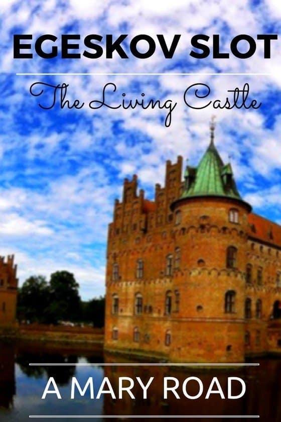 EGESKOV SLOT the living castle IN DENMARK