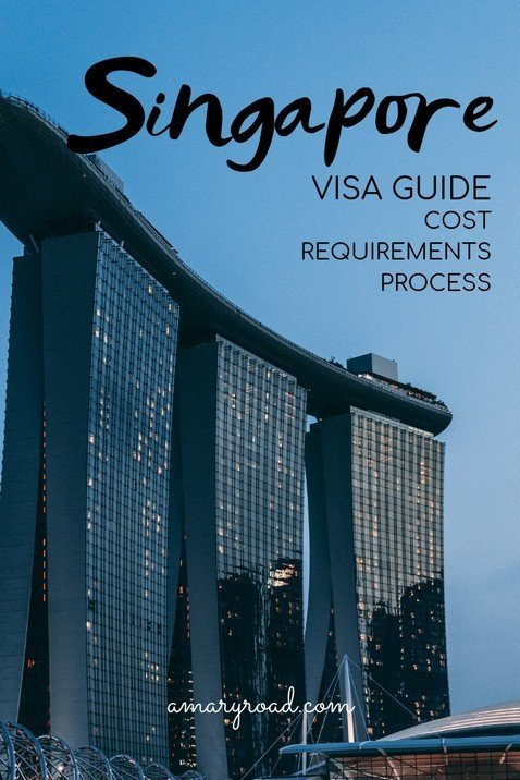 Here's a Singapore tourist visa guide for you to use and check if you need a visa to Singapore. You can also find visa requirements for Singapore here. #amaryroad #SINAGPOREVISA #singaporetouristvisa