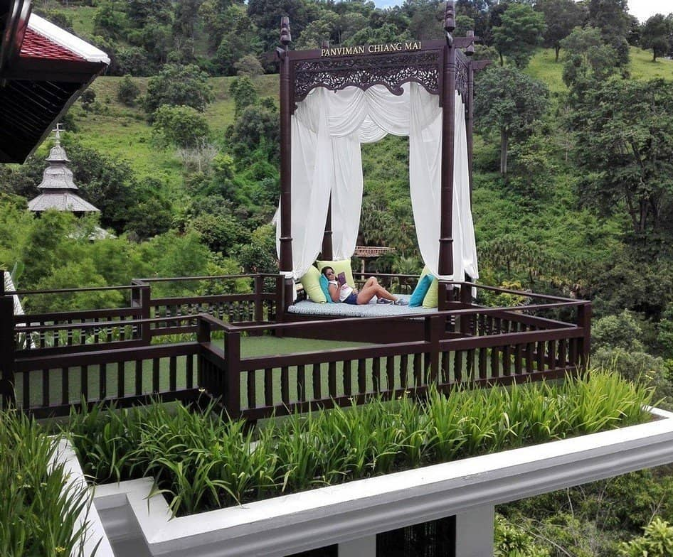 RECOMMENDED LUXURY HOTEL - PANVIMAN CHIANG MAI