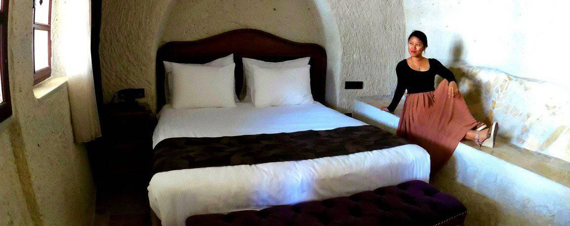 RECOMMENDED HOTEL - ARTEMIS CAVE SUITES