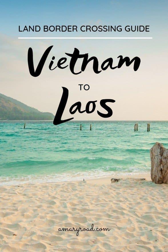 vietnam-laos border crossing guide
