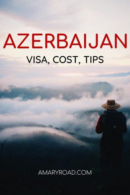 Here's is a guide on everything to know about Azerbaijan visa, visa on arrival, evisa, and how to apply, what are the requirements, and fees #azerbaijan #azerbaijantravel #visaforazerbaijan #evisa #visaguide #amazingdestinations via @amaryroad