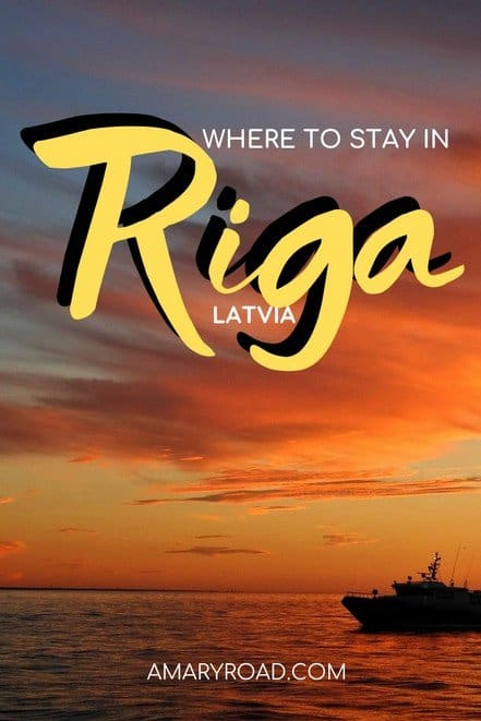 Where to stay in Riga? Check these best hostels in Riga, Latvia; party hostels in Riga, cheap hostels in Riga, and most reviewed hostels #riga #rigahostel #latviatravel #travelguide #amazingdestinations via @amaryroad