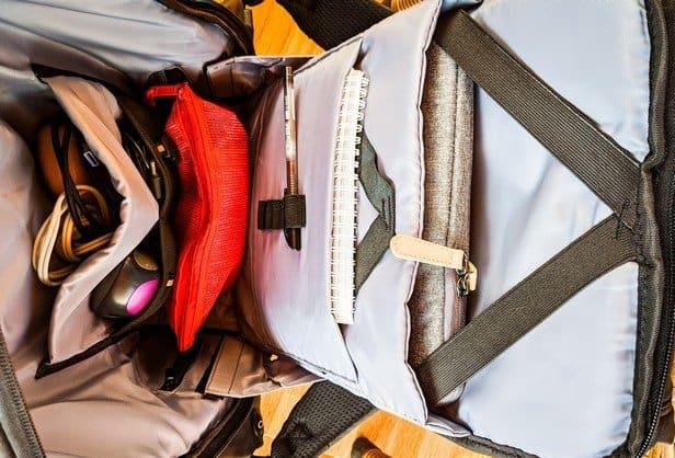 Digital Nomad Backpack Series - Nayo Smart Backpacks