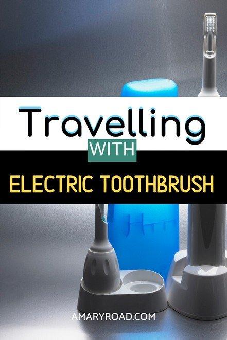 Find here the best travel electric toothbrush for you. From the cheapest electric toothbrush, lightweight, and the best performing electric toothbrush. #traveltoothbrush #electrictoothbrush #packingessentials #traveltips #bucketlisttravel #travelideas #traveltheworld via @amaryroad