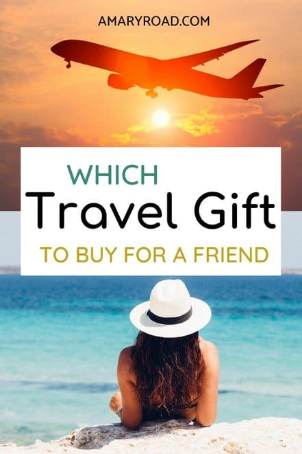 Do you know someone who loves to travel? Check this list of travel gifts for travel enthusiasts, make it more memorable and affordable! #travelgifts #travelaccessories #packingtips #traveltips #bucketlisttravel #travelideas #travelguide #amazingdestinations #traveltheworld via @amaryroad