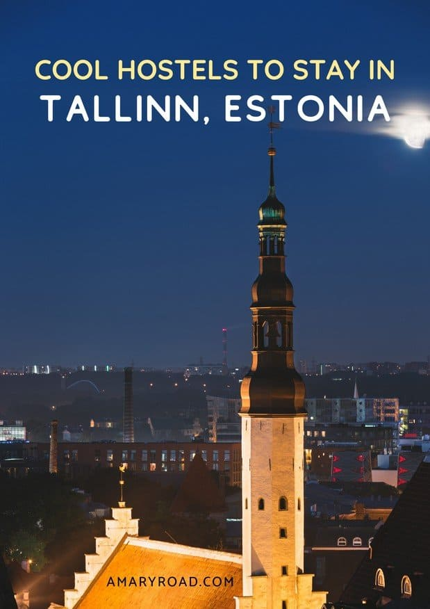If you are heading to Tallinn, Estonia soon and travelling on a budget or would like some adventure - check out this best hostels in Tallinn post to help you decide where you should stay. #accommodationintallinn #cheaphostelintallinn #hosteltallinn #partyhostelintallinn #traveltips #budgettravel #hostelinestonia via @amaryroad
