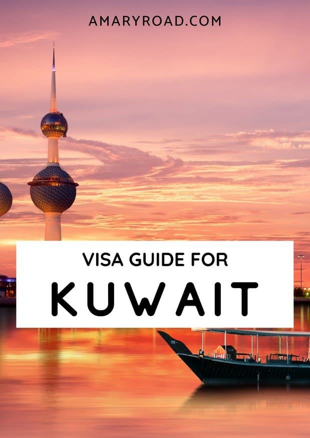 Find out how to get your Kuwait evisa for tourists, what are the fees and costs, how to apply online, and what are the requirements you need #kuwaitvisa #kuwaittravel #middleeasttravel #amazingdestinations #travelideas #visaguide #travelvisa via @amaryroad